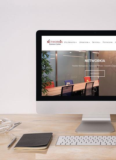 Networkia Diseño y Marketing online
